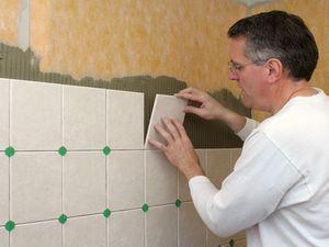 Come porre le mattonelle nel video bagno. Tile - i benefici e le ...