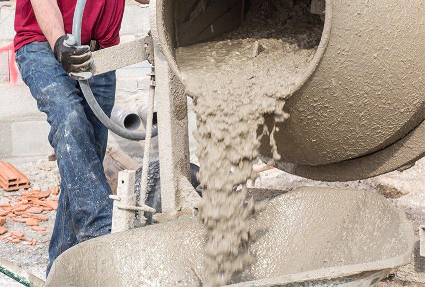 Как сделать бетон своими руками - пошаговая инструкция!