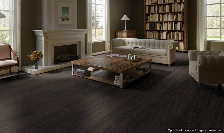 Pavimento Scuro O Chiaro : Il pavimento marrone in cucina è ciò che i mobili si adatteranno