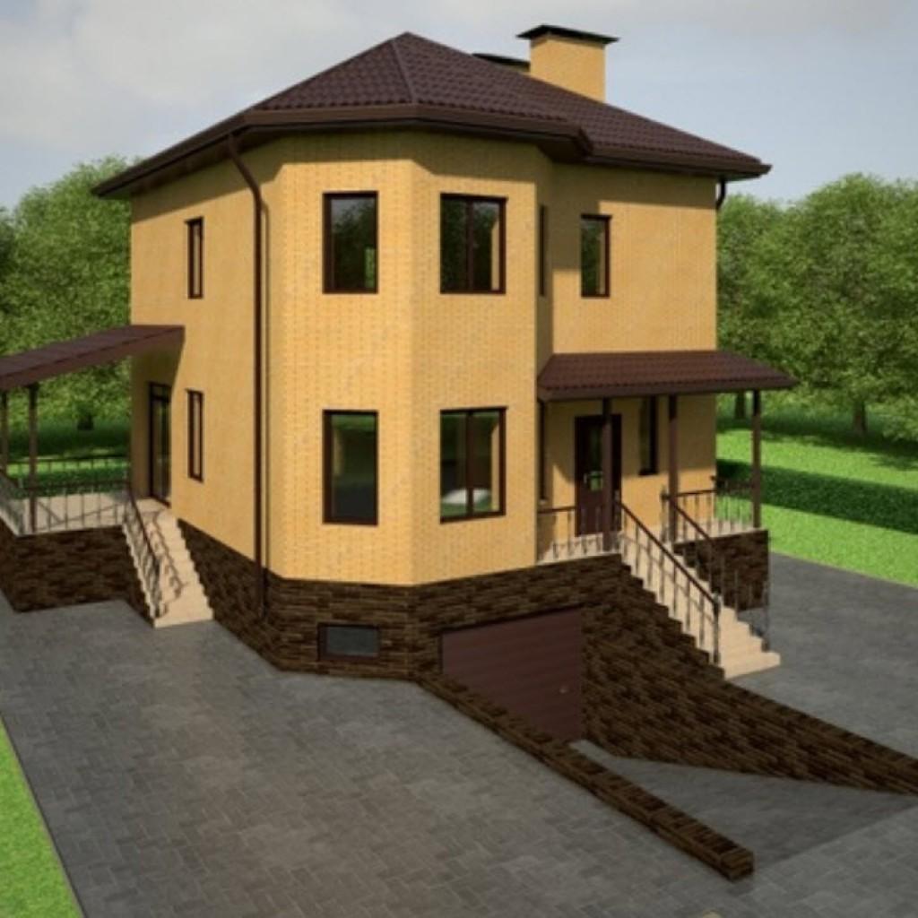 Проекты домов 11