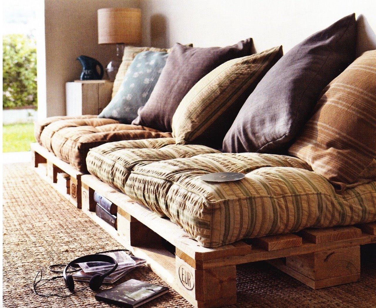 Divano Pallet Prezzo : Come fare istruzioni passo passo dal divano pallet preparazione