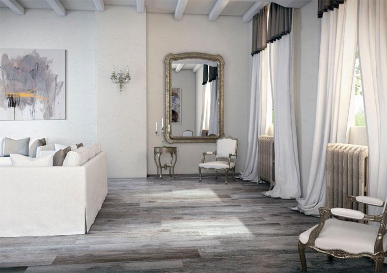 Pavimento Bianco E Grigio : I pavimenti sono di colore grigio marrone chiaro quale tonalità è