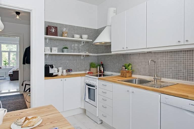 Se la cucina è bianca allora quale grembiule cucina bianca