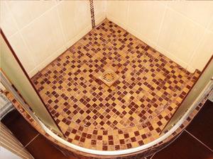 Piatti doccia filo pavimento su misura di design silverplat