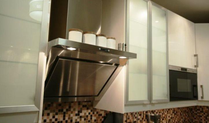 Model Loket Penyelesaian Terbaik Untuk Dapur Kecil