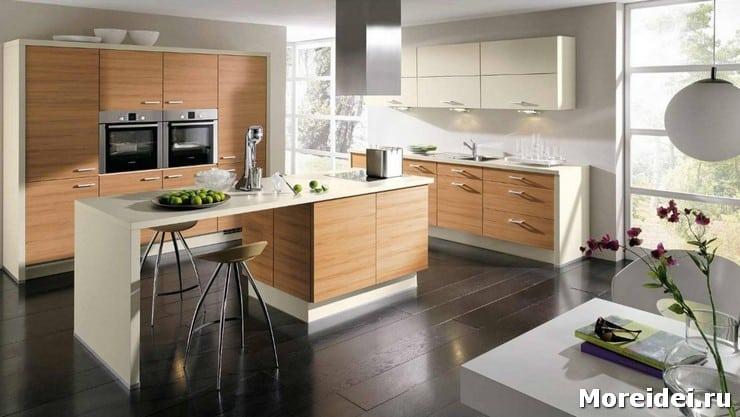 Küchen sind die besten Projekte im modernen Stil. Geheimnisse der ...